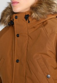Carhartt WIP - TRAPPER  - Winterjas - hamilton brown/black - 4