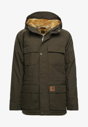 MENTLEY - Winterjacke - cypress