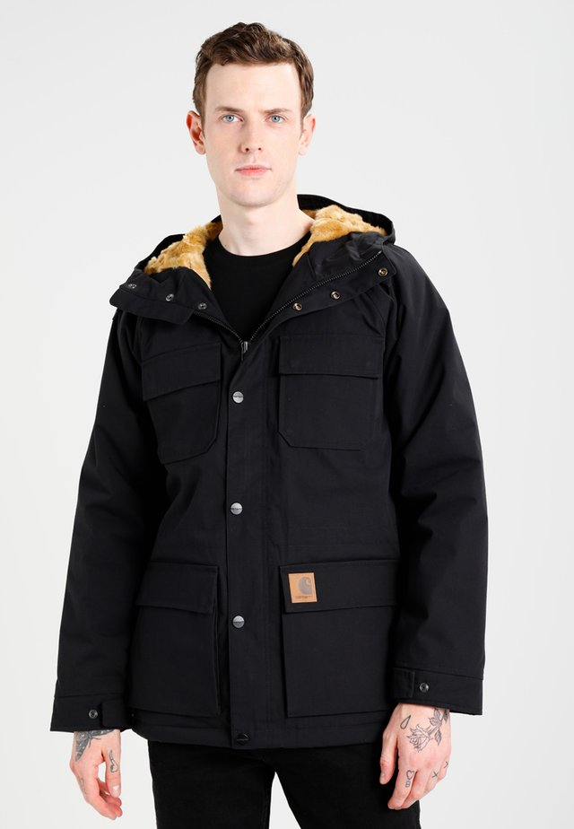 MENTLEY - Giacca invernale - black
