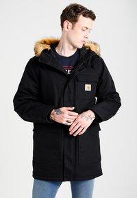 Carhartt WIP - SIBERIAN DEARBORN - Winter coat - black - 0
