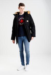 Carhartt WIP - SIBERIAN DEARBORN - Winter coat - black - 1