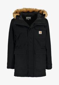 Carhartt WIP - SIBERIAN DEARBORN - Winter coat - black - 6