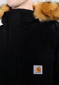 Carhartt WIP - SIBERIAN DEARBORN - Winter coat - black - 4