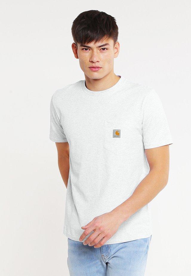 T-Shirt basic - ash heather