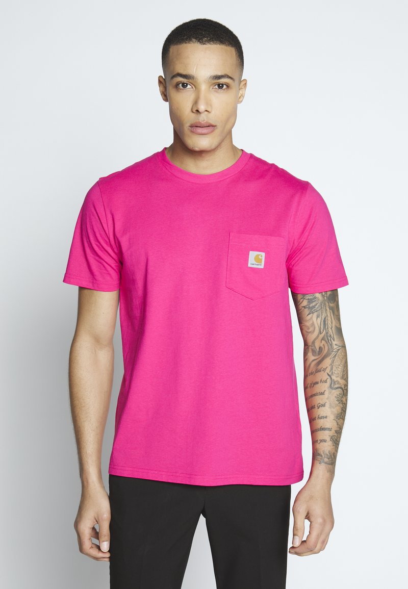 Carhartt WIP - T-shirt basique - ruby pink