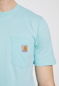 Carhartt WIP - POCKET - T-shirt basique - window - 4