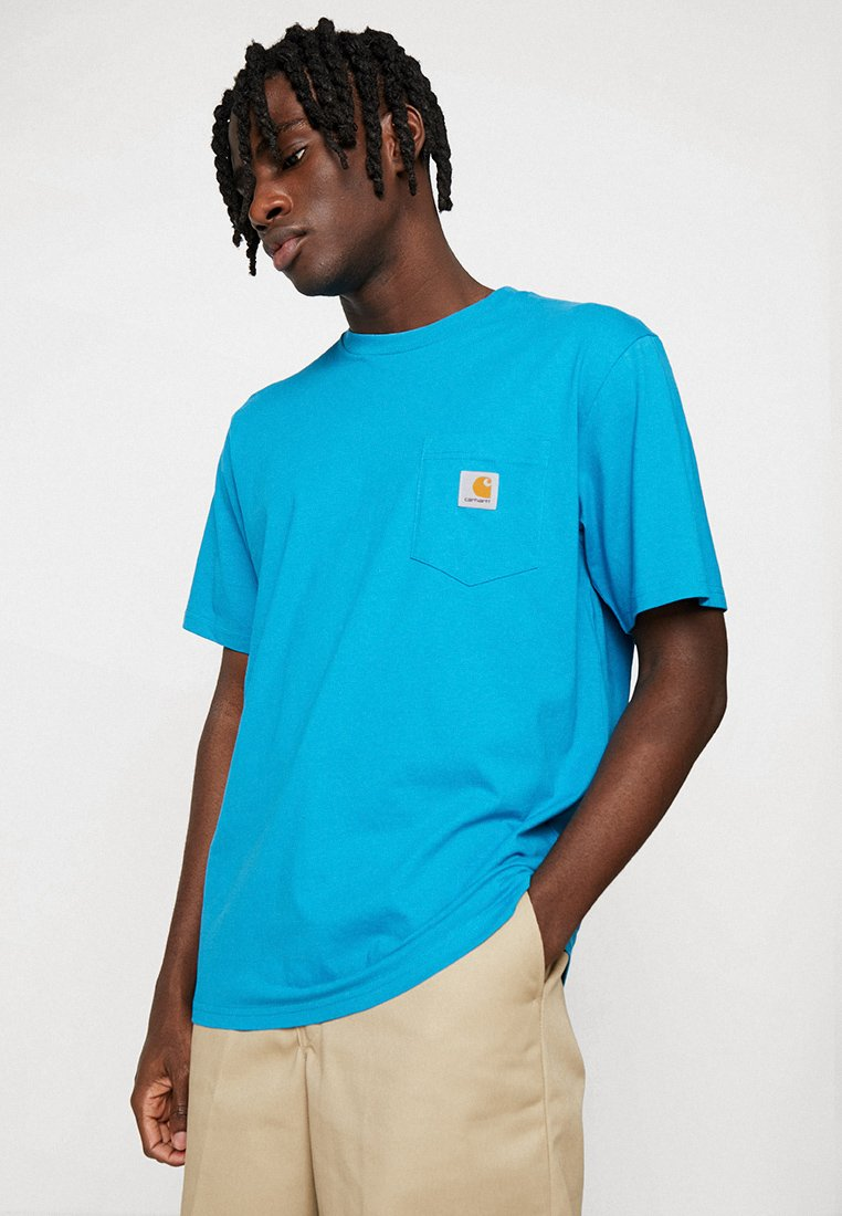 Carhartt WIP - POCKET - Camiseta básica - pizol