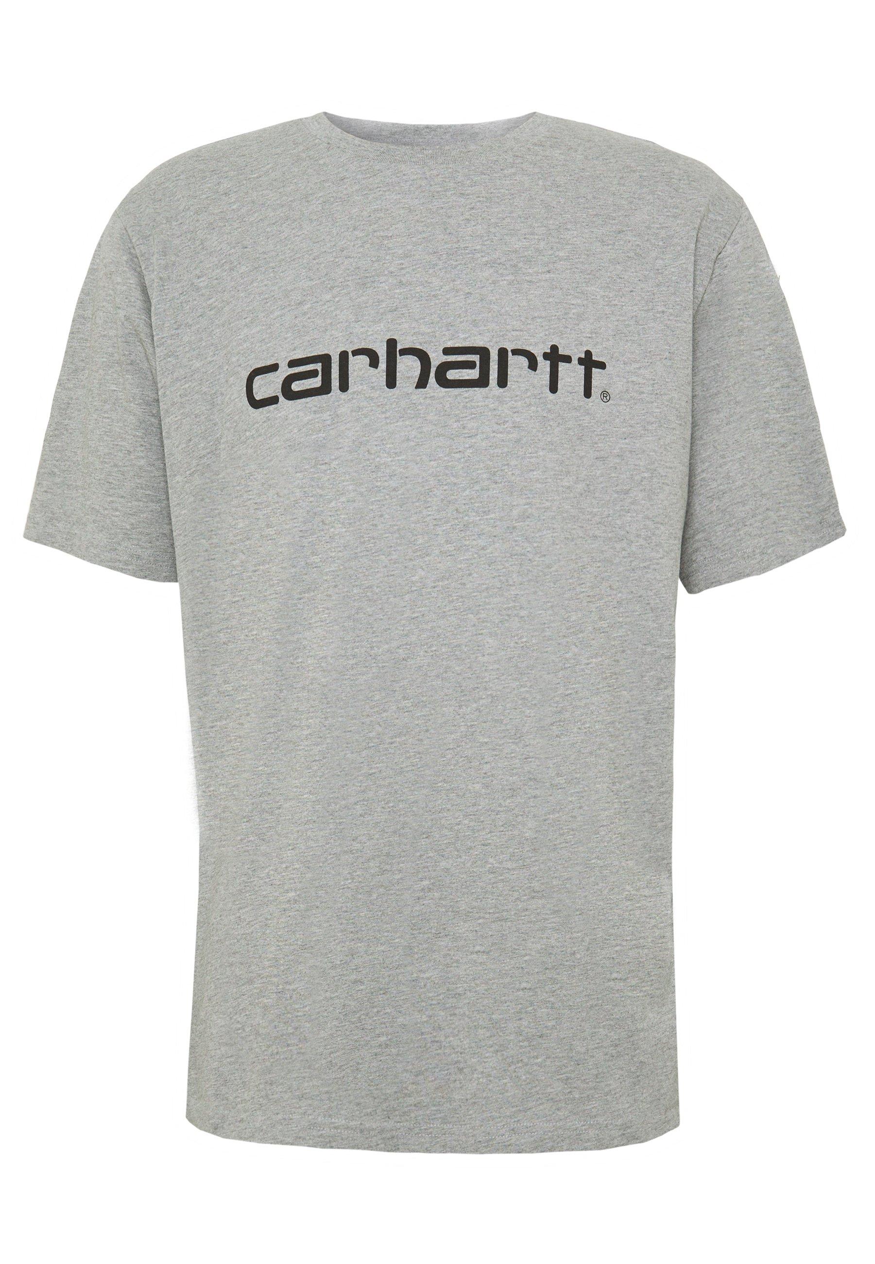 Carhartt WIP SWIM - T-shirts med print - white/submarine