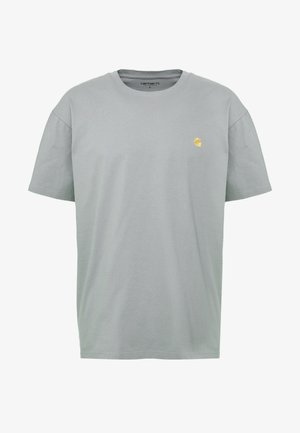 CHASE  - T-Shirt basic - cloudy/gold