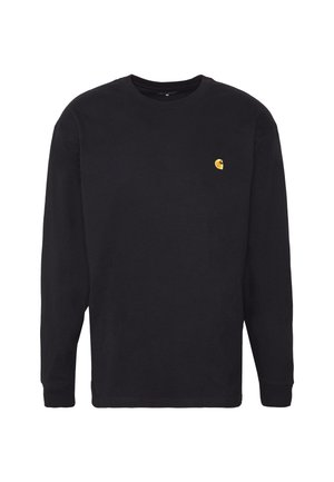 CHASE - T-shirt à manches longues - dark navy/gold