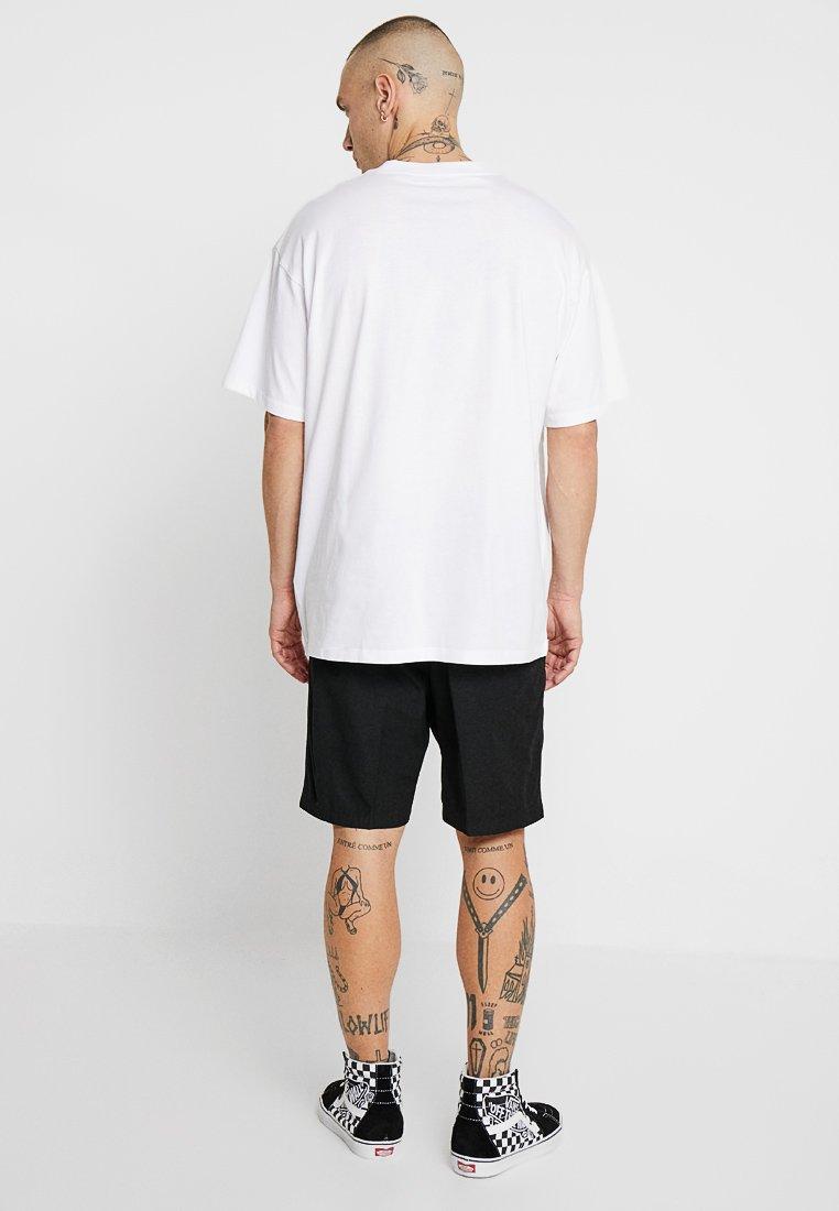 Carhartt Wip EmbroideryT shirt Basique Script White hQdtsCr