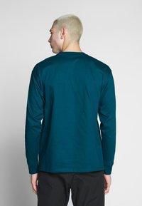 Carhartt WIP - AMERICAN  - Pitkähihainen paita - moody blue - 2