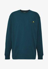 Carhartt WIP - AMERICAN  - Pitkähihainen paita - moody blue - 4