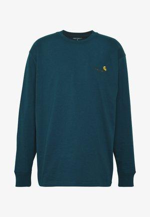 AMERICAN  - Pitkähihainen paita - moody blue