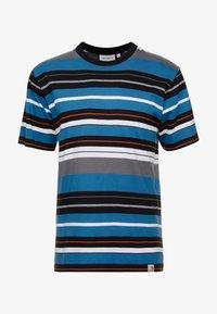 Carhartt WIP - FLINT - T-shirt med print - prussian blue - 3