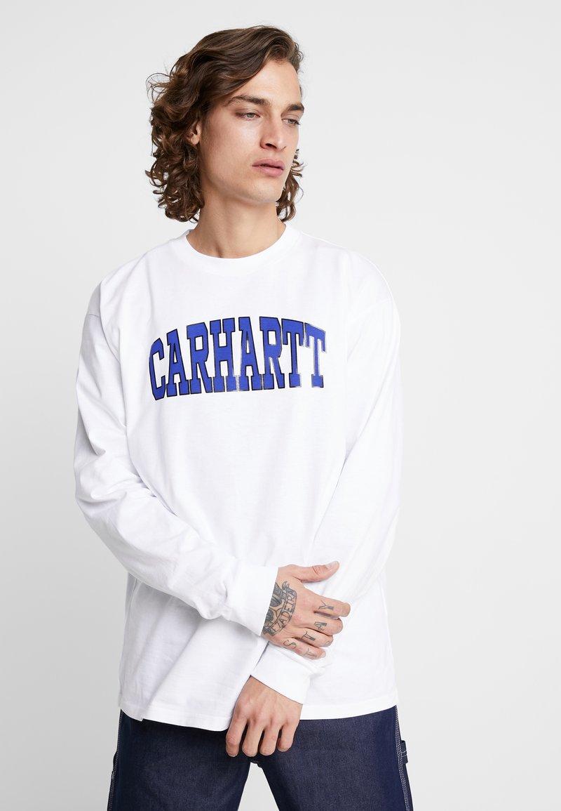 Carhartt WIP - THEORY  - Camiseta de manga larga - white