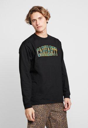 THEORY  - Långärmad tröja - black