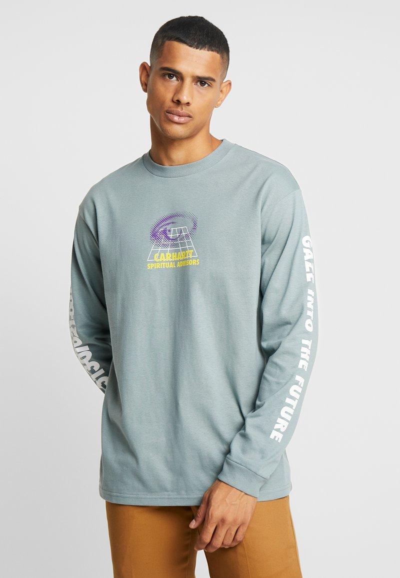 Carhartt WIP - GAZE  - Camiseta de manga larga - cloudy