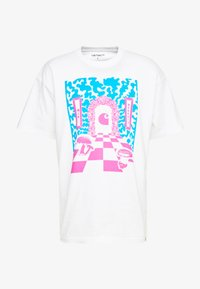 Carhartt WIP - SHROOM  - T-shirt con stampa - white - 3