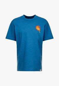 Carhartt WIP - MATCH  - T-shirts print - prussian blue - 4