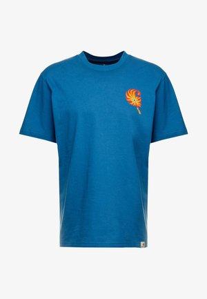 MATCH  - T-shirts print - prussian blue