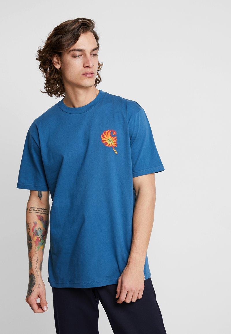 Carhartt WIP - MATCH  - T-shirts print - prussian blue