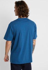 Carhartt WIP - MATCH  - T-shirts print - prussian blue - 2