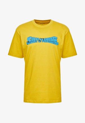 MONUMENT - Camiseta estampada - colza