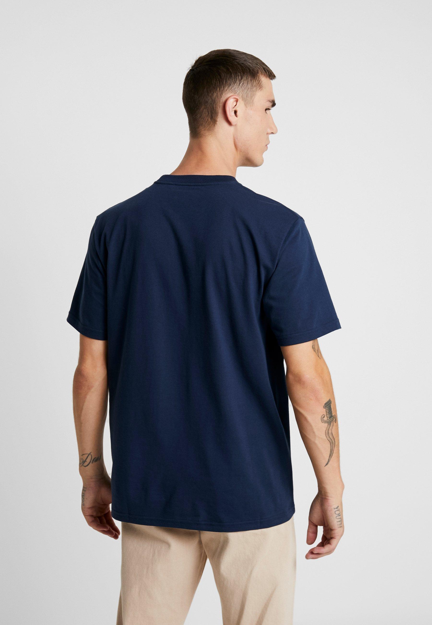 MonumentT Blue shirt Imprimé Wip Carhartt kuXOZPTi