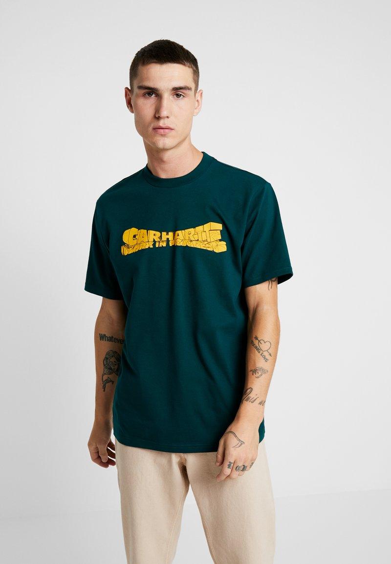 Carhartt WIP - MONUMENT - T-shirt print - dark fir