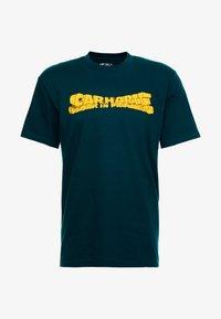 Carhartt WIP - MONUMENT - T-shirt print - dark fir - 3