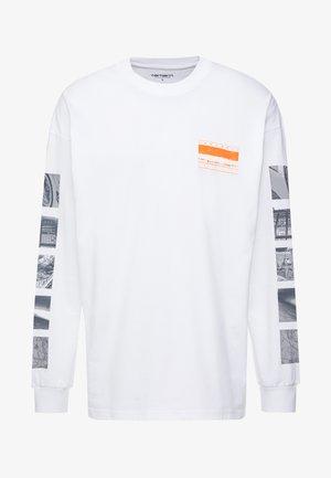 STACK  - Camiseta de manga larga - white