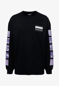 Carhartt WIP - STACK  - T-shirt à manches longues - black - 4