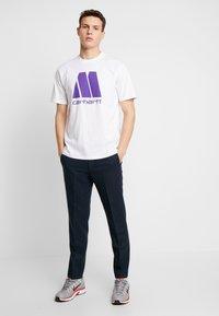 Carhartt WIP - MOTOWN X CARHARTT - T-shirt print - white/prism violet - 1
