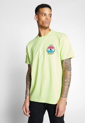 WORLDWIDE - T-shirt imprimé - lime