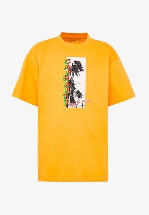 MONTEGO - Print T-shirt - sunflower