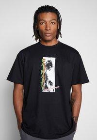 Carhartt WIP - MONTEGO - T-shirt med print - black - 4