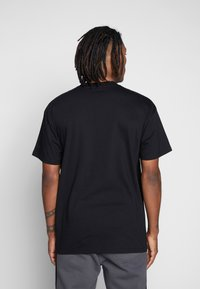 Carhartt WIP - MONTEGO - T-shirt med print - black - 2