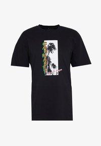 Carhartt WIP - MONTEGO - T-shirt med print - black - 3