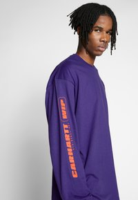 Carhartt WIP - INTER - T-shirt à manches longues - purple - 5