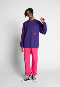Carhartt WIP - INTER - T-shirt à manches longues - purple - 1