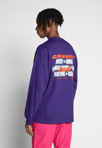 Carhartt WIP - INTER - T-shirt à manches longues - purple - 2