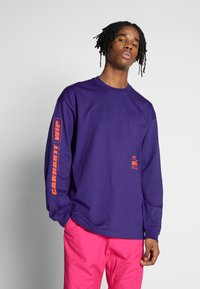 Carhartt WIP - INTER - T-shirt à manches longues - purple - 0