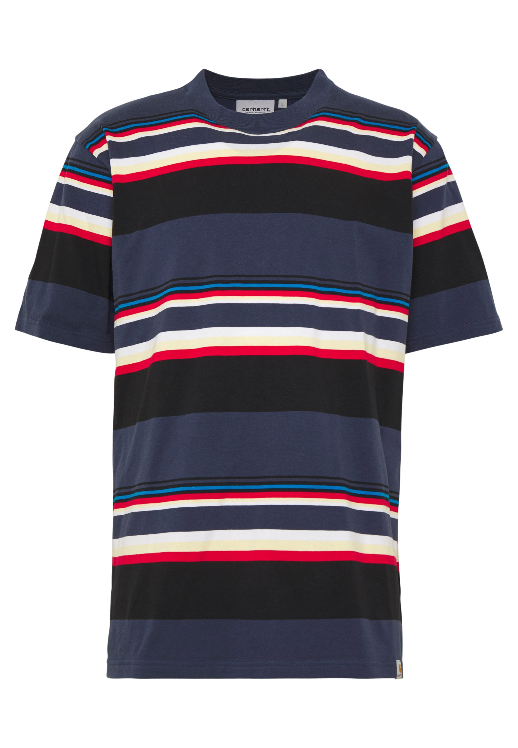 Carhartt Wip Sunder - T-shirts Med Print Blue