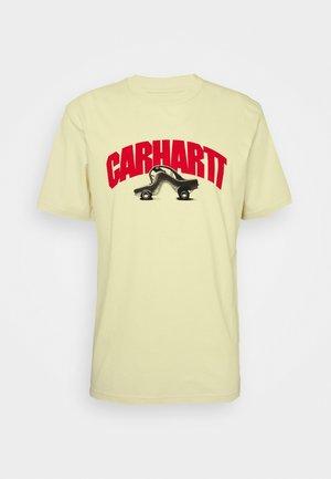 BENT - Print T-shirt - flour