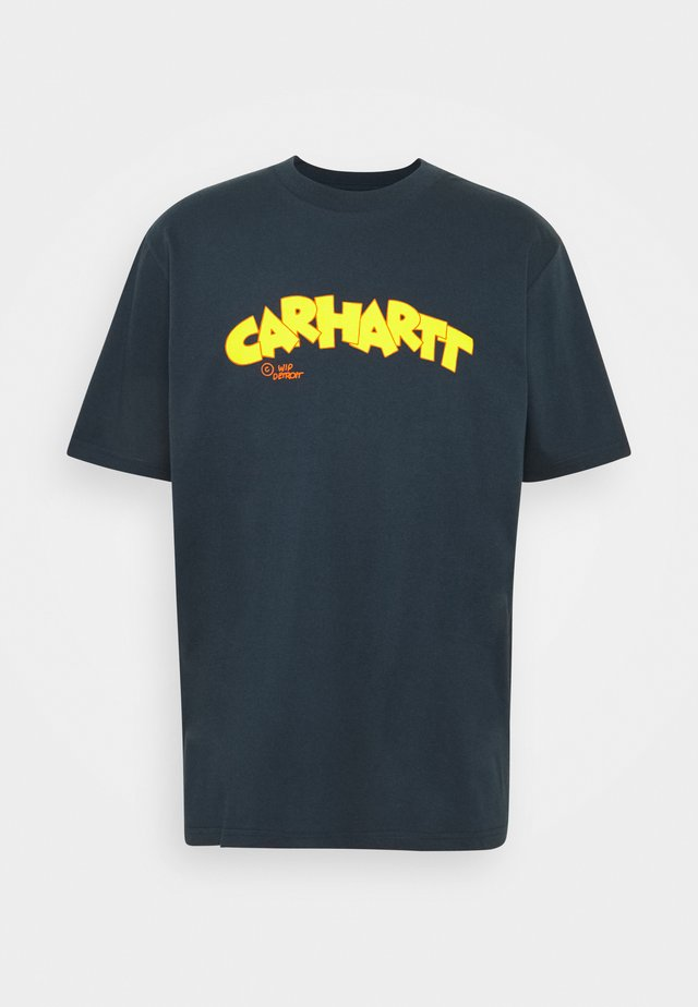 LOONY SCRIPT - T-shirts print - admiral