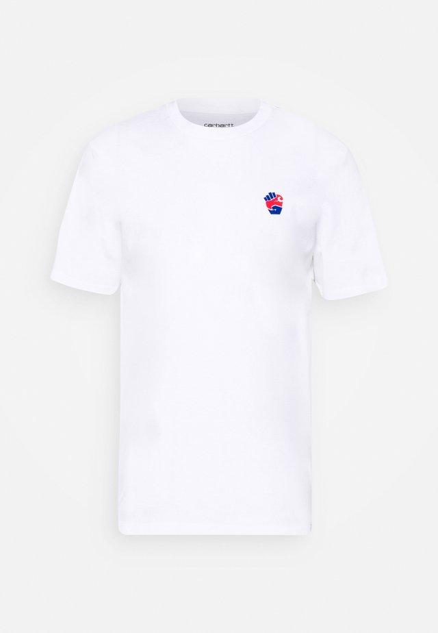 HARTTBREAKER - Print T-shirt - white