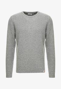 Carhartt WIP - ALLEN - Svetr - grey heather - 4