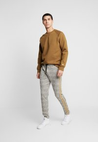 Carhartt WIP - CHASE  - Sweater - hamilton brown/gold - 1