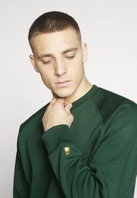 Carhartt WIP - CHASE  - Sweatshirt - dark green - 4